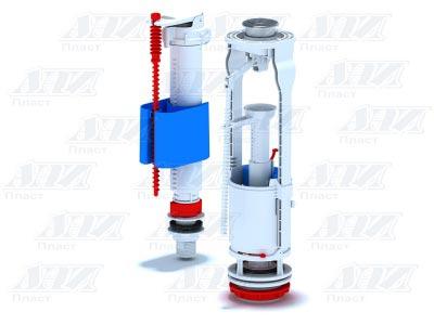 ас-12 1м арматура кноп мет 2-х уровн с клапаном lux -ниж подв инструкция